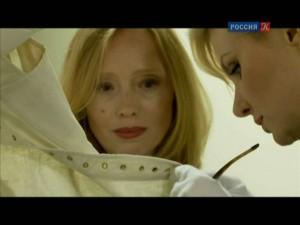 Renata Litvinova avec Anne Zazzo