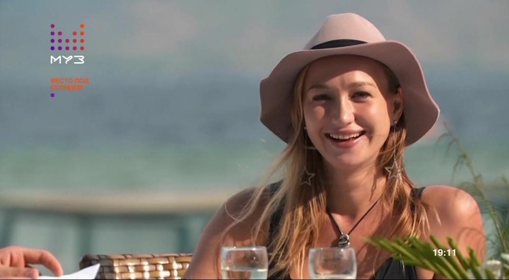 Эльза Сабирянова Место под солнцем на Муз-ТВ